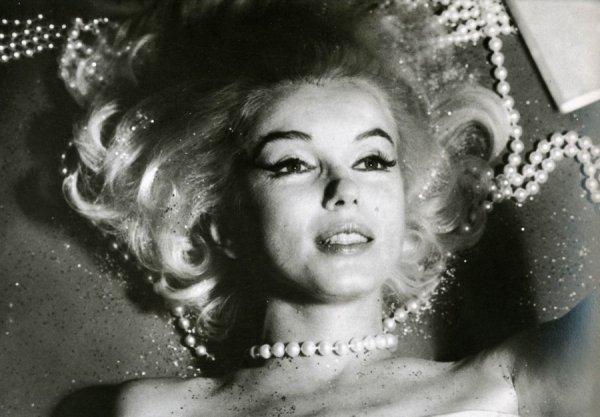 Последние фото знаменитости - Мэрилин Монро - №5