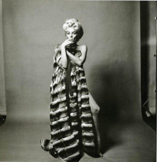 Последние фото знаменитости - Мэрилин Монро - №17
