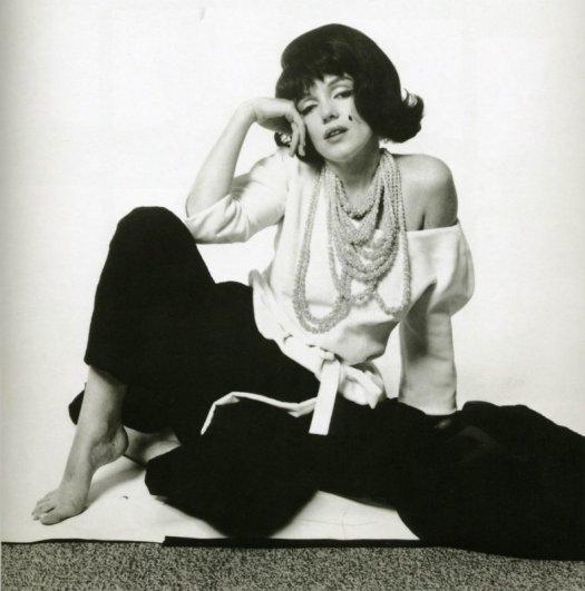 Последние фото знаменитости - Мэрилин Монро - №29