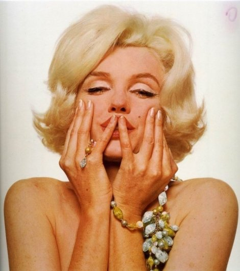 Последние фото знаменитости - Мэрилин Монро - №33