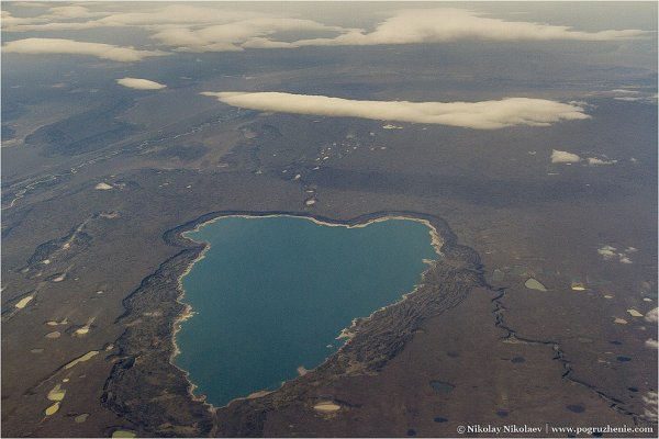 Аргентина, вид с воздуха - южноамериканские фото пейзажи - №3