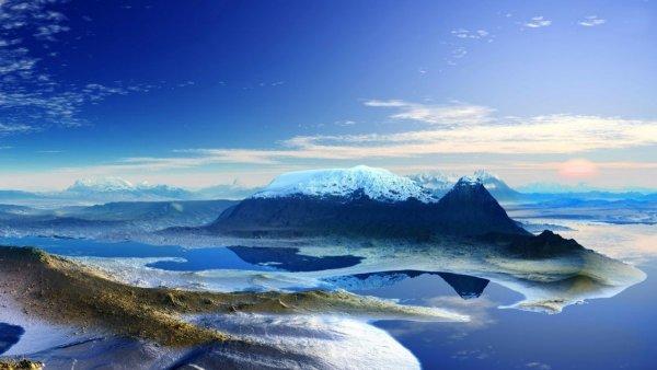 Загадочно спокойный мир Антарктиды - №8