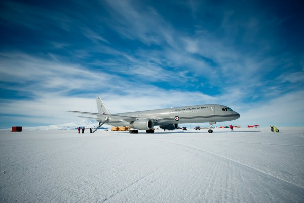 Загадочно спокойный мир Антарктиды - №12