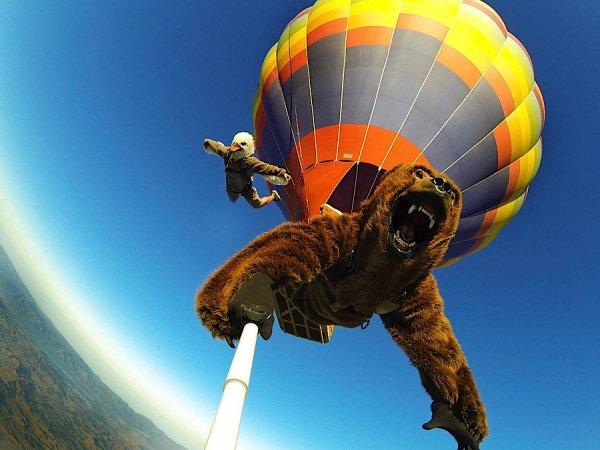 фото снятые на GoPro 14