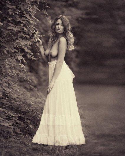 Рената Млынарчик (Renata Mlynarczyk). Фото работы в жанре ню - №12
