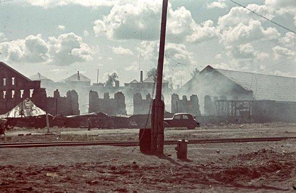 Интересные фото от военного корреспондента - №34