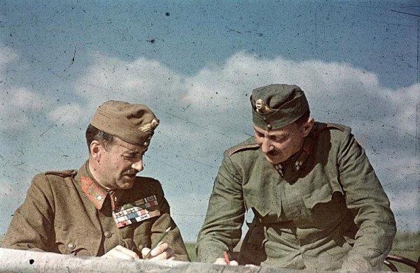 Интересные фото от военного корреспондента - №38