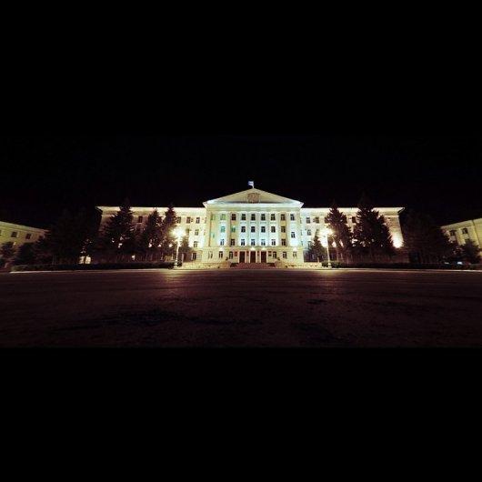 площадь Ленина, 1     Городская Дума г. Кургана