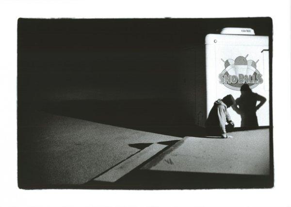 Джессика Лэнг. Нью-Йорк. Предоставлено галерей Howard Greenberg. © Jessica Lange / diChroma photography