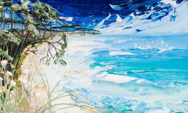 Настоящий объем - творческие идеи от живописца Джастина Геффри - №3