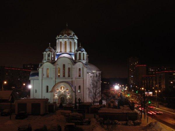 Храм Покрова Пресвятой Богородицы в Ясенево (Москва)