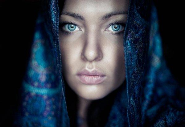 Фото: Valeriya Tikhonova - портрет девушки фото