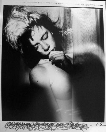 Крис Шоу. Лунатик. Из серии «Ночной портье». 1989. © Chris Shaw