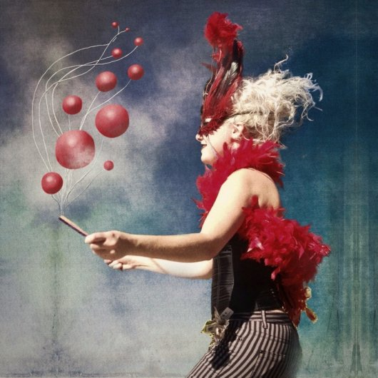 THE JUGGLER by Marie Matthews