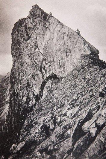 Необыкновенные изображения сделаные первыми в мире альпинизма фотографами..!!! - №4