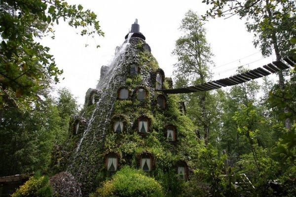 самый крутой отель в мире
