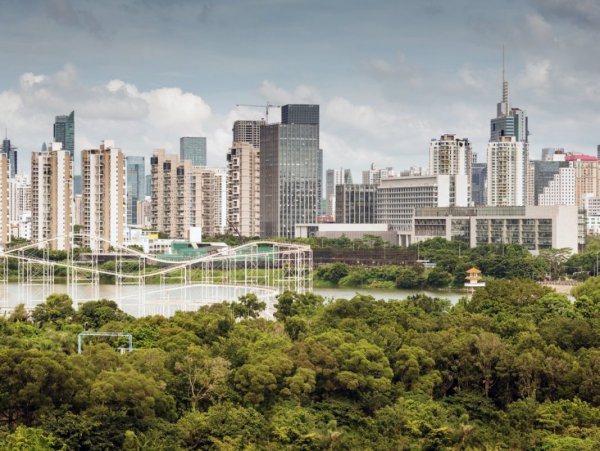 Городские пейзажи