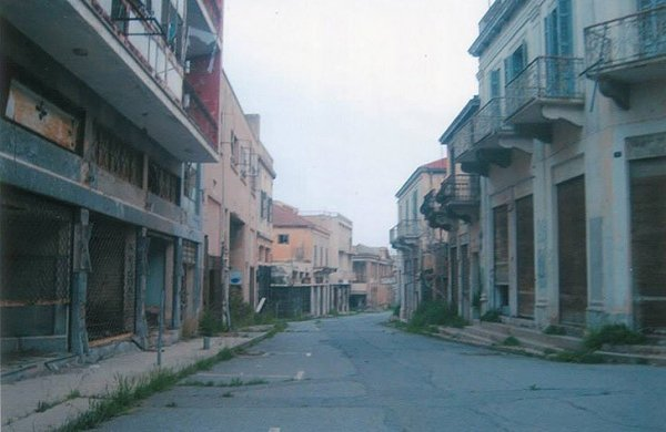 города-призраки мира