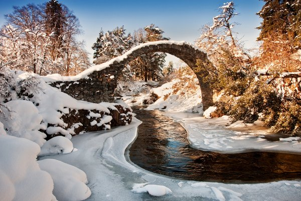 фото чудесная природа