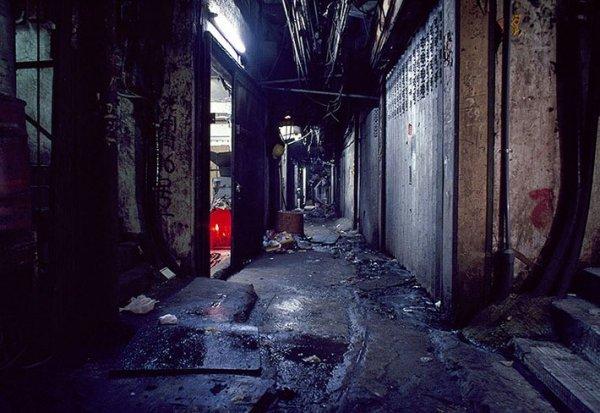 Темные улицы