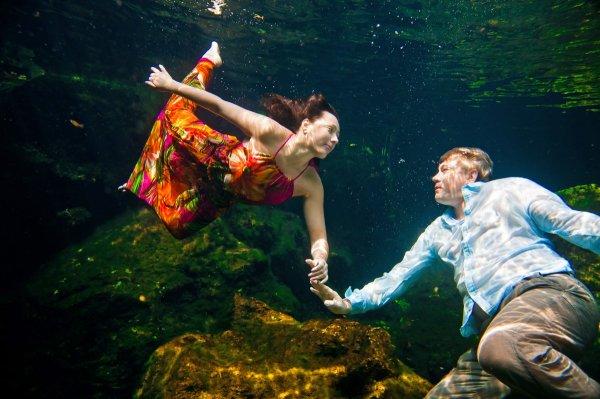 Под водой 12