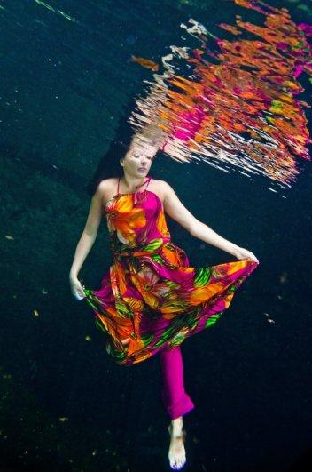 Под водой 20