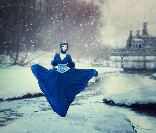 Сказочная зима Маргариты Каревой (Margarita Kareva)