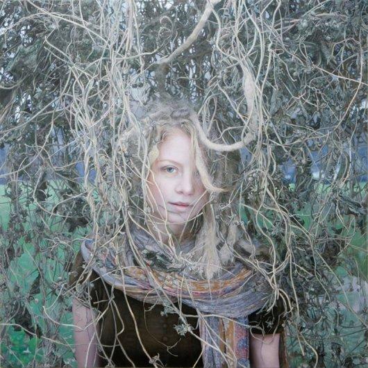 женский портрет фото