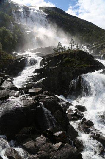 Водопады мира