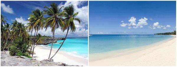 самые красивые пляжи