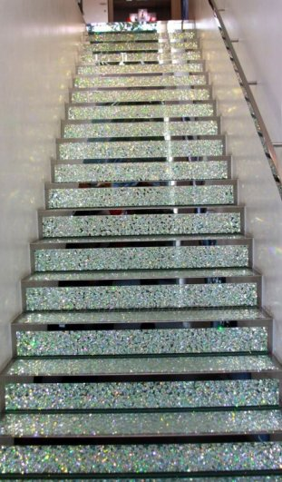 Красивые лестницы