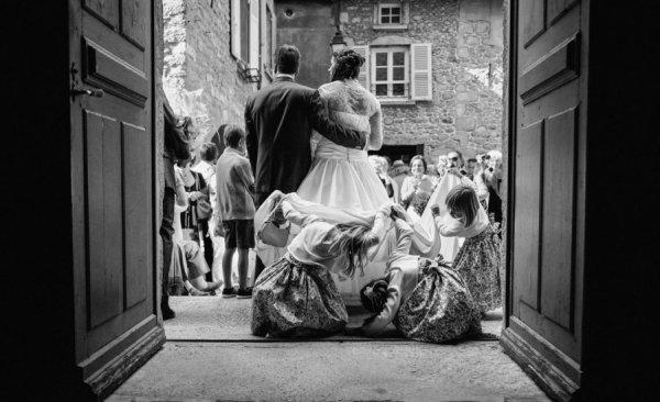 идеи свадебных фотографий - © William Lambelet