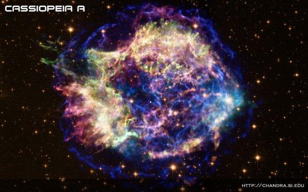 космос цвет фото