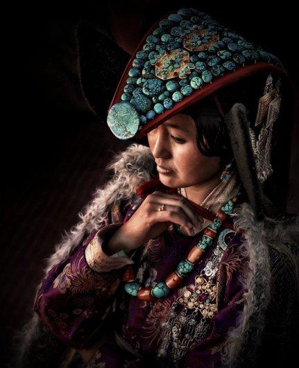 Ладакхская невеста (Ladakhi Bride)
