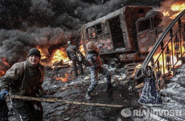 Памяти фотокорреспондента Андрея Стенина... - №9