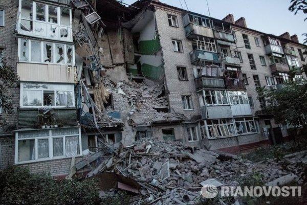 Памяти фотокорреспондента Андрея Стенина... - №29