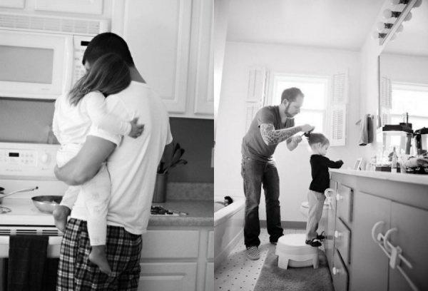 отношения отца и дочери