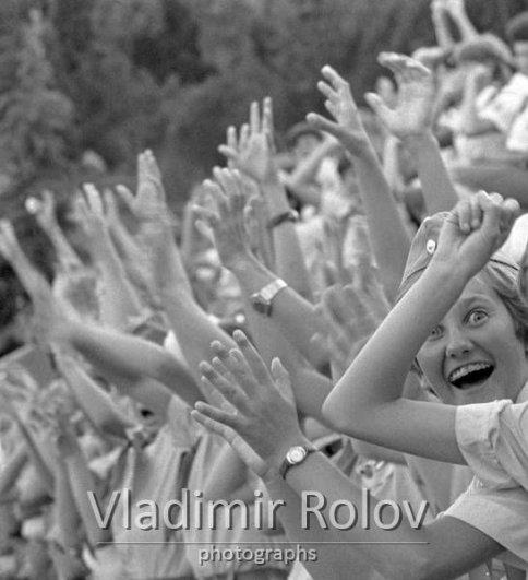 "Фотограф Владимир Ролов (рубрика ""Диалоги"") - №5"