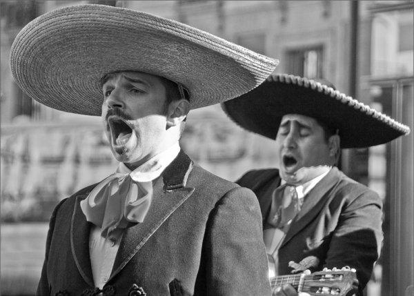 Уличные мексиканцы