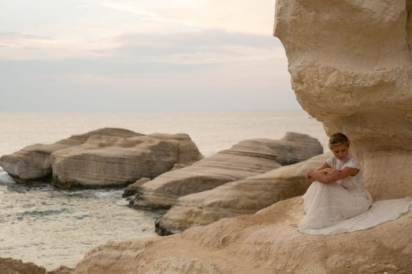 Скалы недалеко от Пафоса