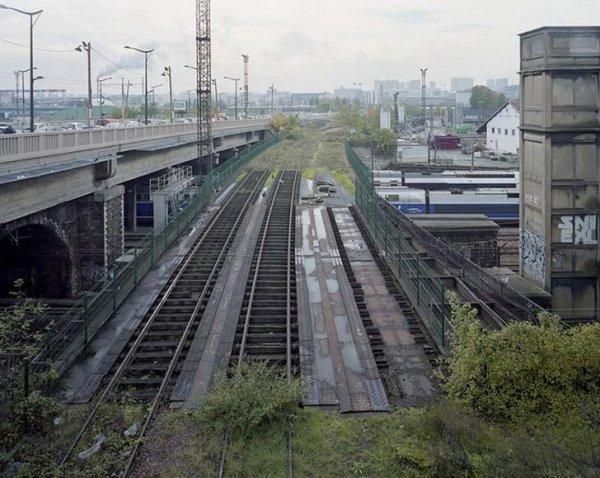 Железная дорога