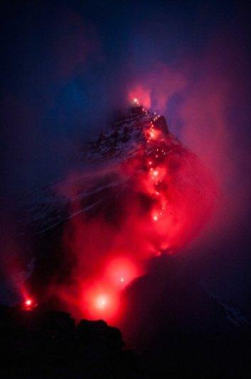 альпийские горы картинки