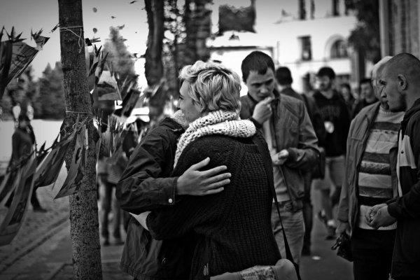 Дружественные встречи (фото Дима Карпов)