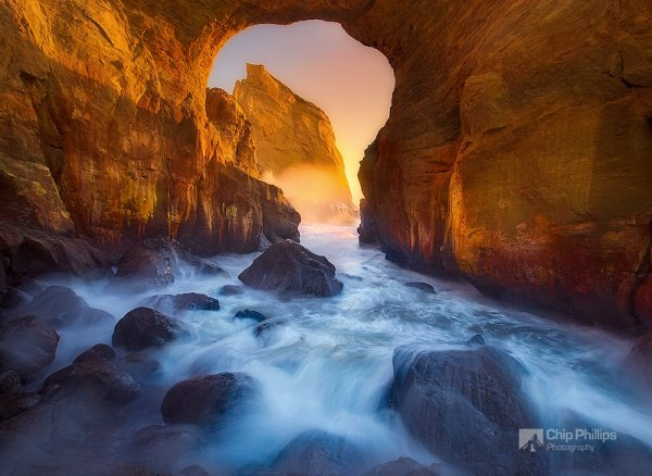 Красота природы - Мыс Киванда
