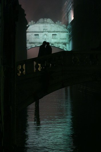 Мост для вздохов и поцелуев