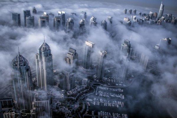 Городские пейзажи фотографии с тонированием