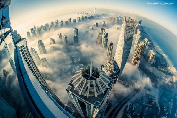 Городские пейзажи фотографии 11