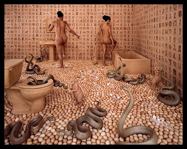 Walking on eggshells, 1997