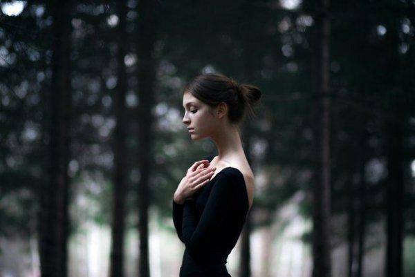 женский портрет фотография