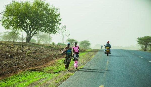 Моё путешествие по национальным паркам Танзании... - №15